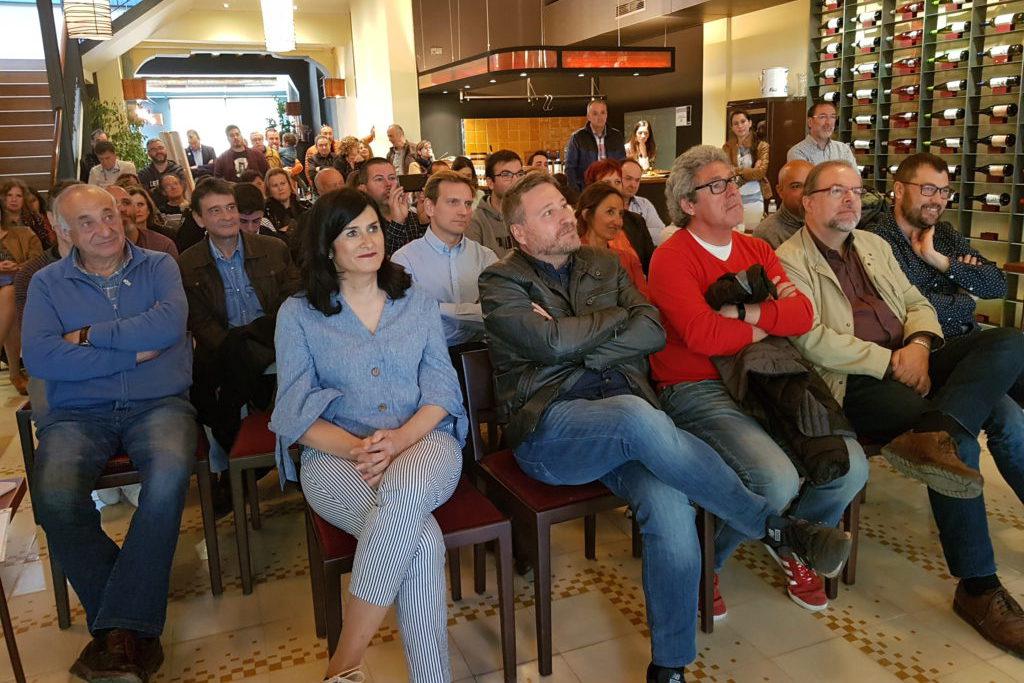 """El 90% de la población de Cinco Villas podrá apostar por una opción """"que garantiza gobiernos aragonesistas y de izquierdas"""""""
