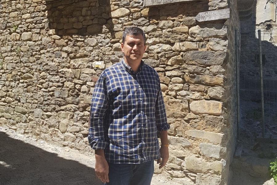 """Joaquín Palacín: """"Jánovas es el claro ejemplo de que CHA cumple"""""""