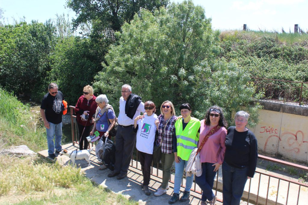 Cambiar Huesca: «Una política medioambiental coherente mejora la calidad de vida de las personas»