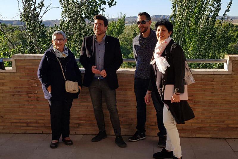 Con Sástago Podemos-Equo presenta una candidatura que «luchará por la transparencia y la apertura del Ayuntamiento»