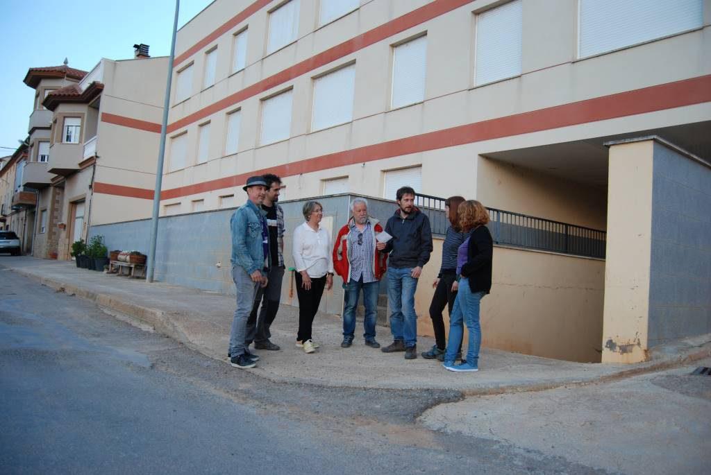 Espacio Municipalista Teruel propone la creación de una bolsa de vivienda municipal