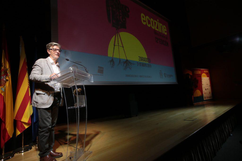 El Día de Europa marca la inauguración oficial de la XII edición de Ecozine, Festival Internacional de Cine y Medio Ambiente