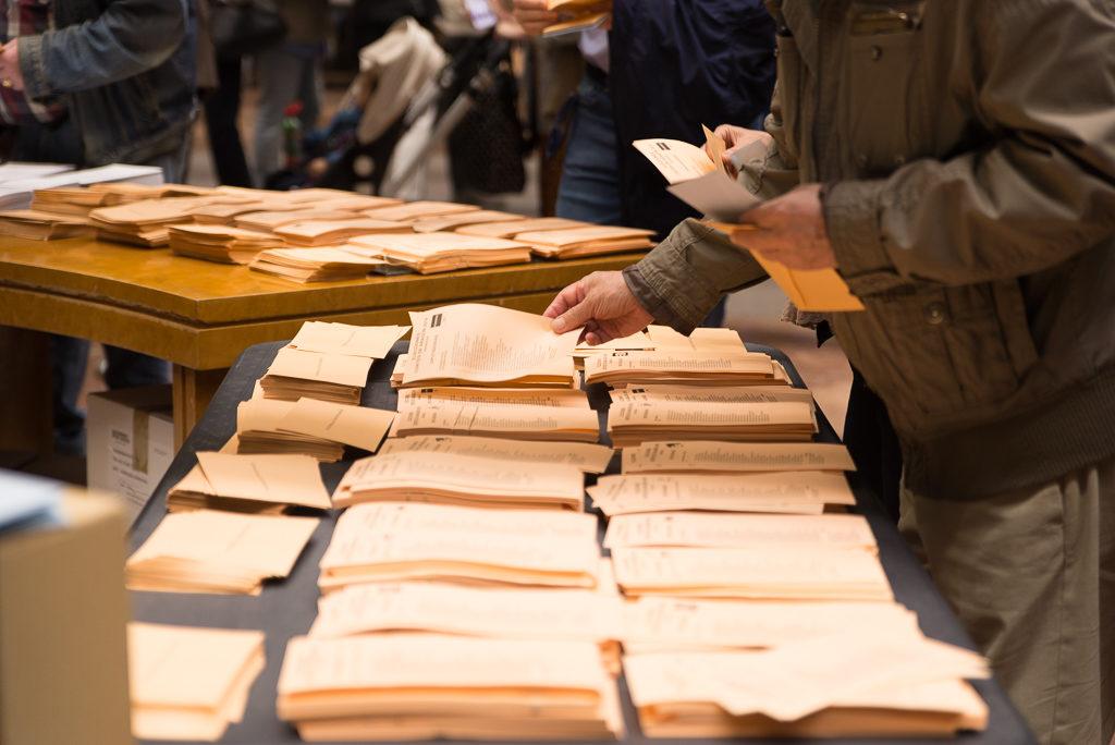 Municipales y territoriales calcan los datos de participación mientras que en las europeas aumentan ostensiblemente