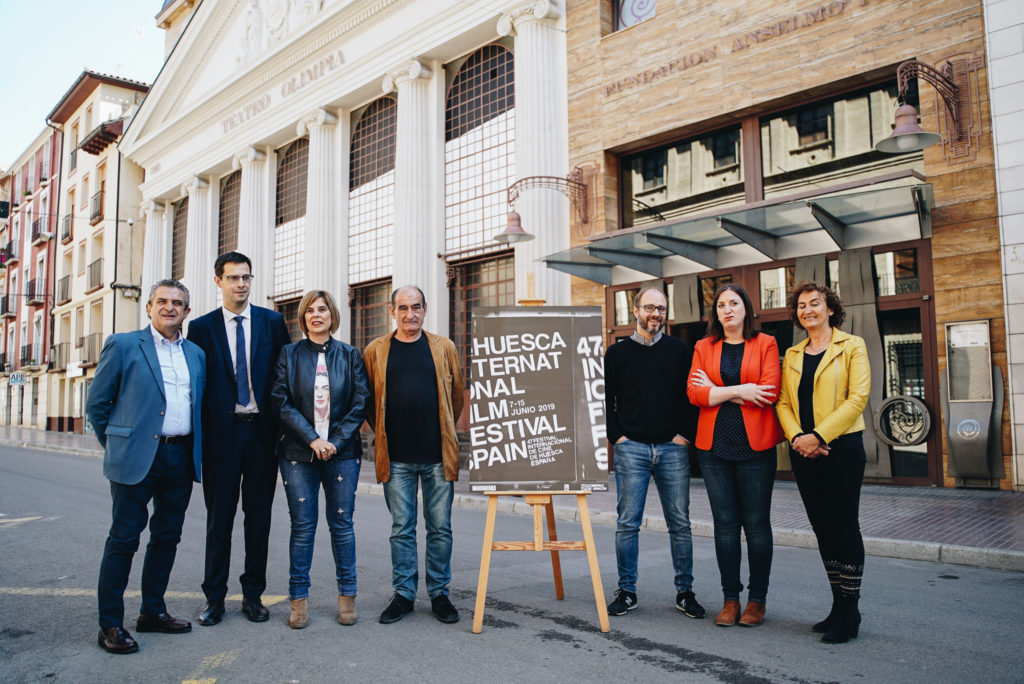 El 47º Festival Internacional de Cine volverá a convertir a Uesca en «la capital mundial del cortometraje»