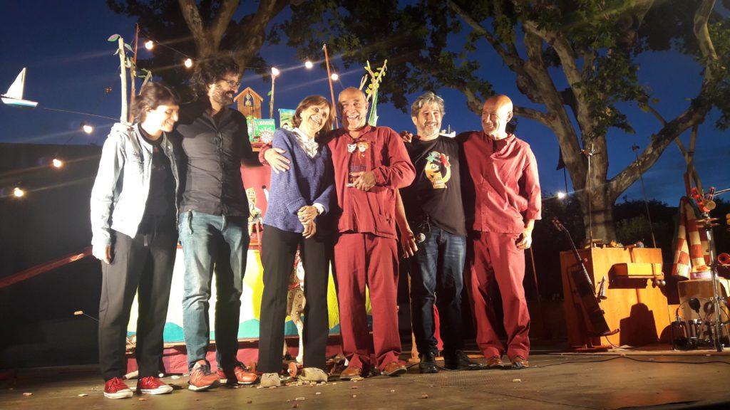 La XXXIX Feria Internacional de Títeres de Sevilla reconoce la trayectoria de Los Titiriteros de Binéfar
