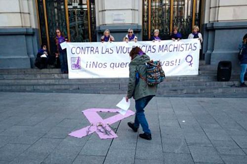 La concentración contra la violencia machista de la FABZ recordará a las mujeres migrantes este martes