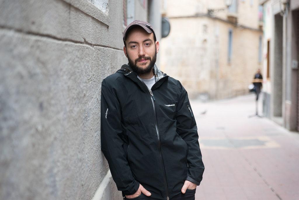 """Manu Haller: """"El rap es una persona expresando sus vivencias, sus ideas y sus pensamientos sobre un ritmo"""""""