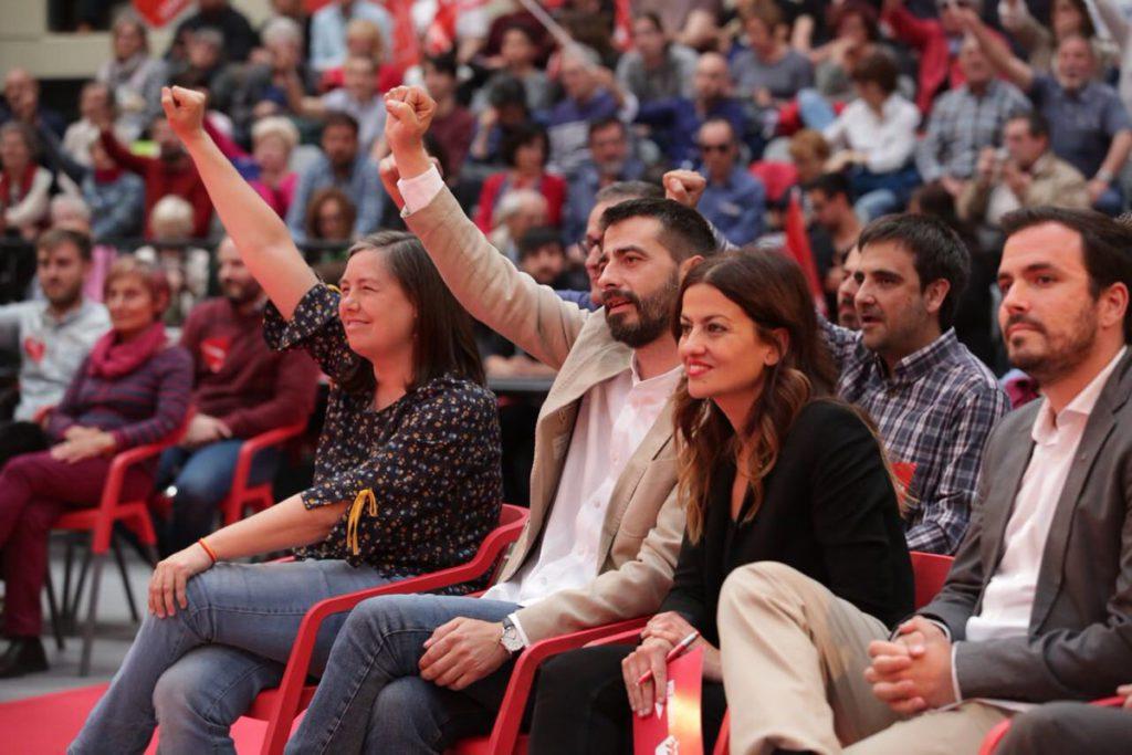 IU pide el voto de la gente que quiere el «Aragón feminista, productivo, sostenible y con derechos»