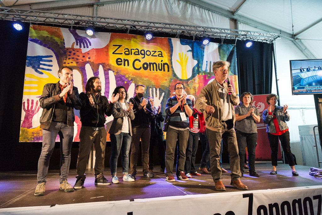 """Santisteve: """"Vamos a ser una clarísima oposición de izquierdas a un posible gobierno de derechas entre PSOE y Ciudadanos"""""""