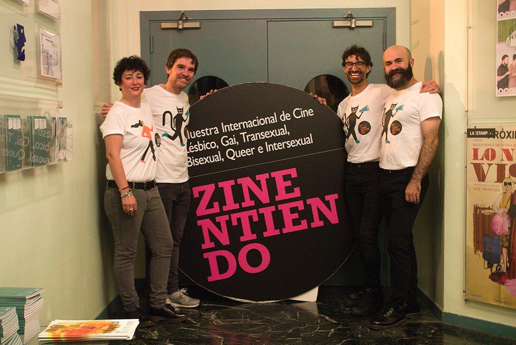 La XIV Edición de Zinentiendo, Muestra Internacional de Cine LGTBQI, llega a Uesca