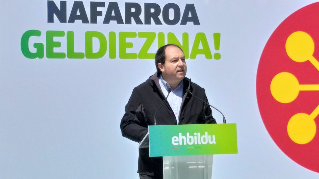 EH Bildu lleva a la Comisión Europea la existencia de una «lista negra» de 500 activistas anti G7