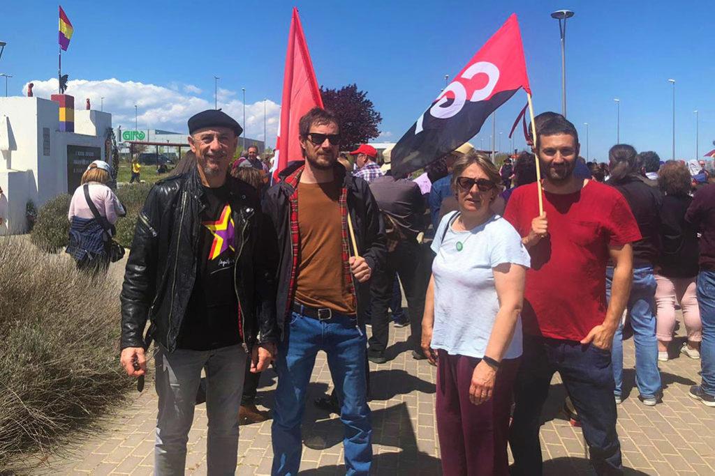 Espacio Municipalista propone poner la Memoria Democrática en el centro de la vida política de Teruel