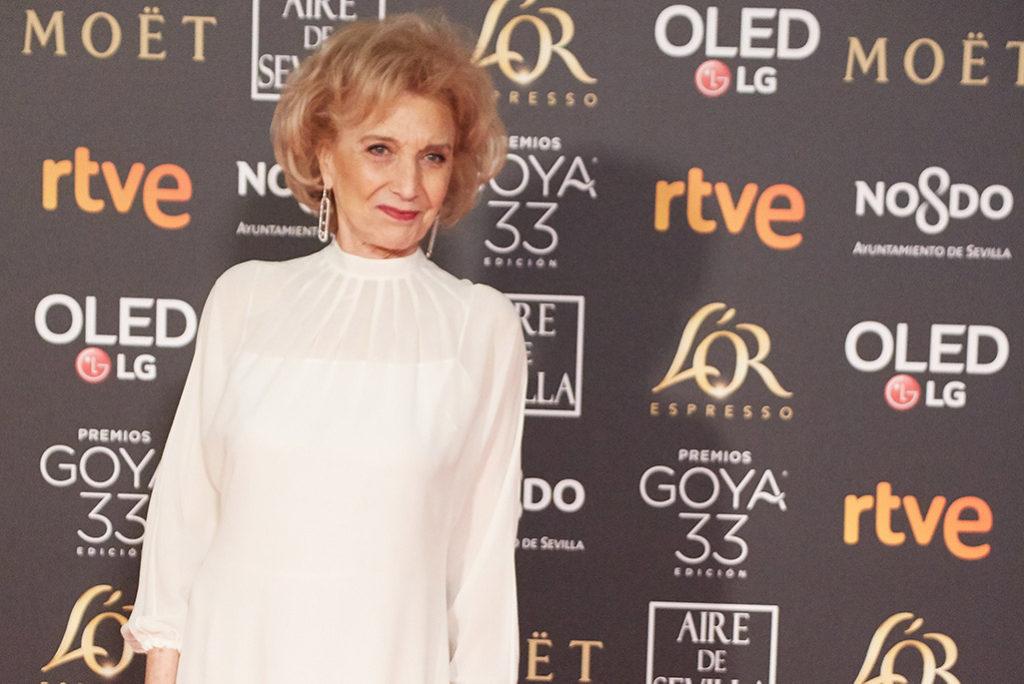 Marisa Paredes, premio Luis Buñuel del Festival Internacional de Cine de Uesca