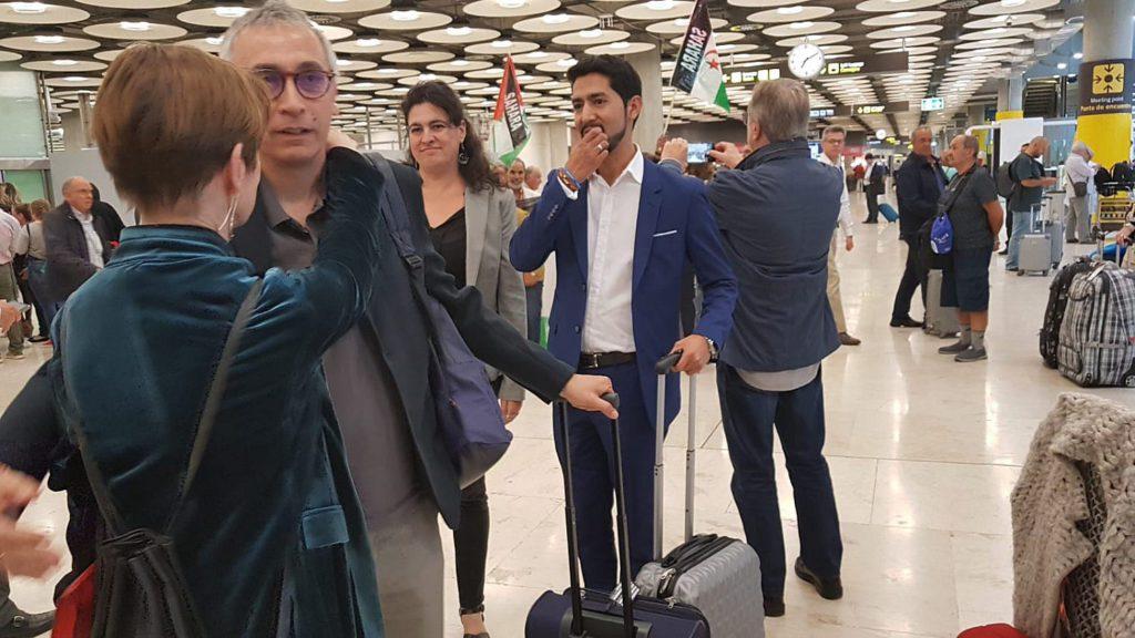 El grupo de juristas expulsado por Marruecos mantendrá la presión en el juicio contra Nazha El Khalidi