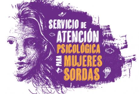 El servicio de atención psicológica del IAM para mujeres sordas amplía su horario de seis a veinte horas semanales