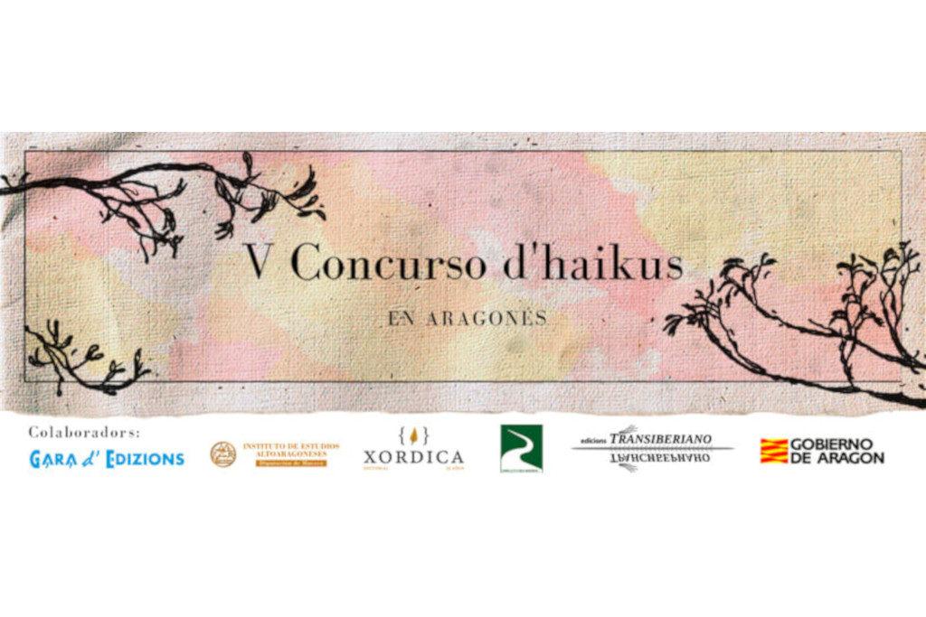 V Concurso de Haikus en aragonés