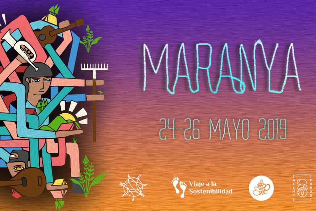 La 1ª edición del Festival ecológico 'Maranya' tendrá lugar en la Bioescuela de Fuentespalda