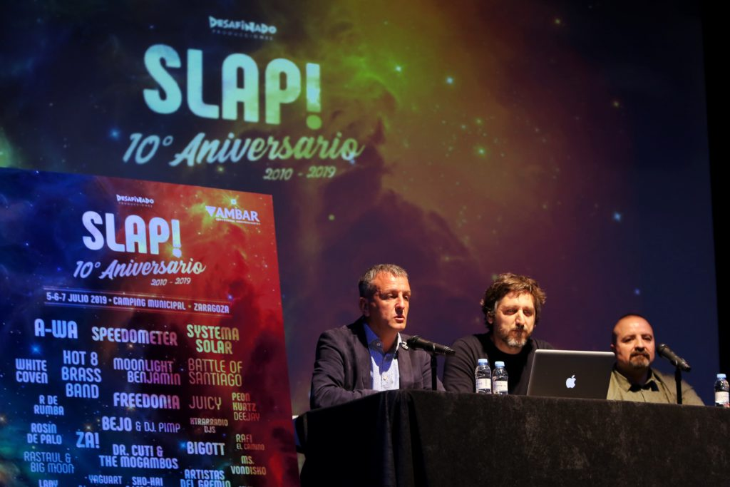 El Slap! celebra sus diez años como festival referente de la música negra y sus últimas tendencias