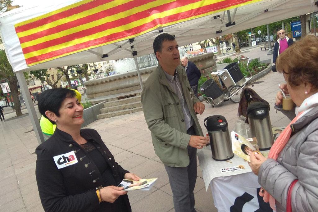 Alastruey quiere un ayuntamiento que apueste por la participación y la transparencia real