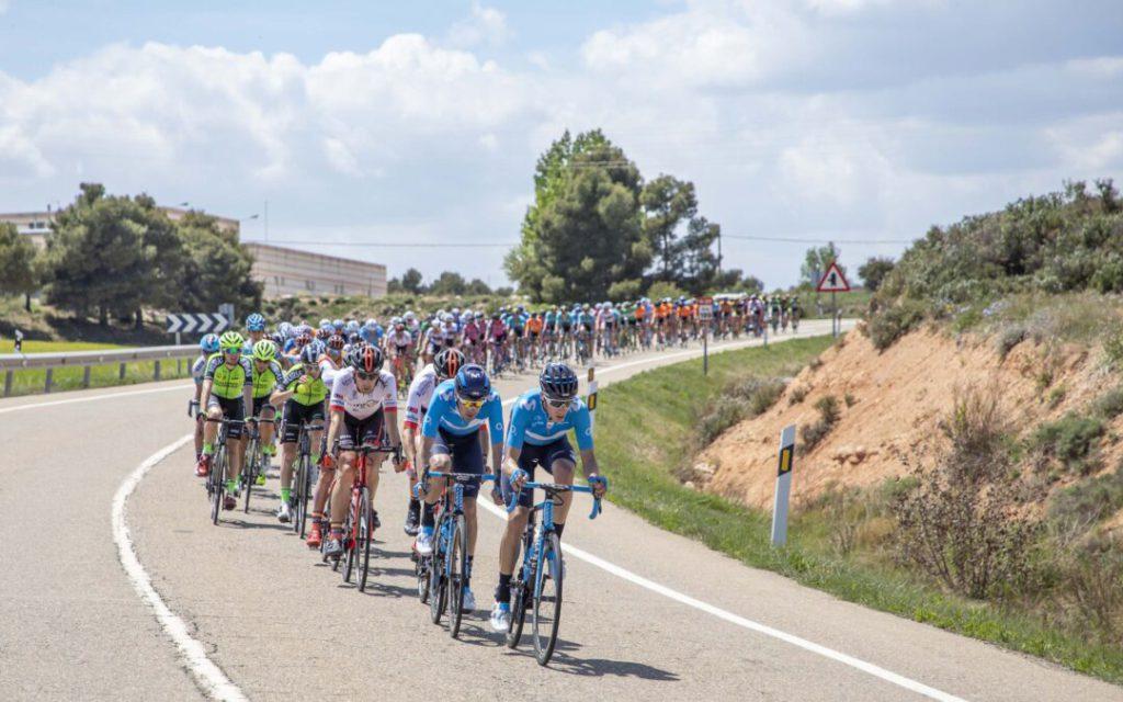 19 equipos y cuatro corredores aragoneses participarán en la Vuelta Aragón