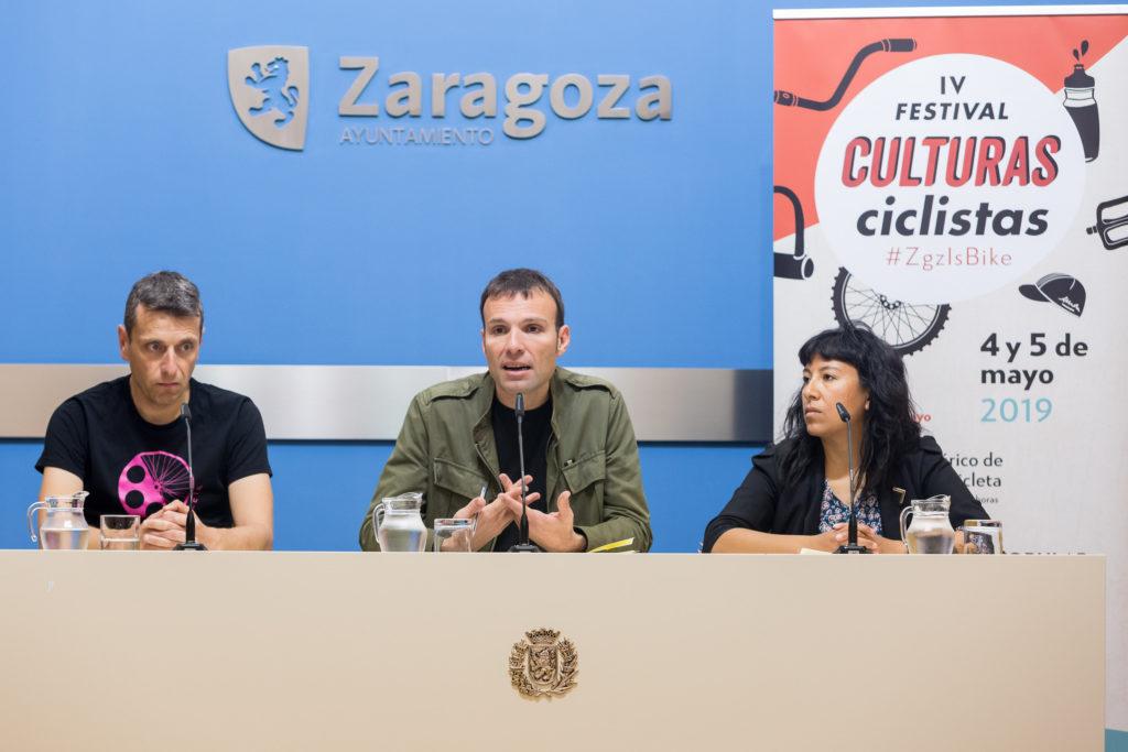 Zaragoza se vuelve a poner el maillot en el IV Festival de Culturas Ciclistas #ZgzIsBike