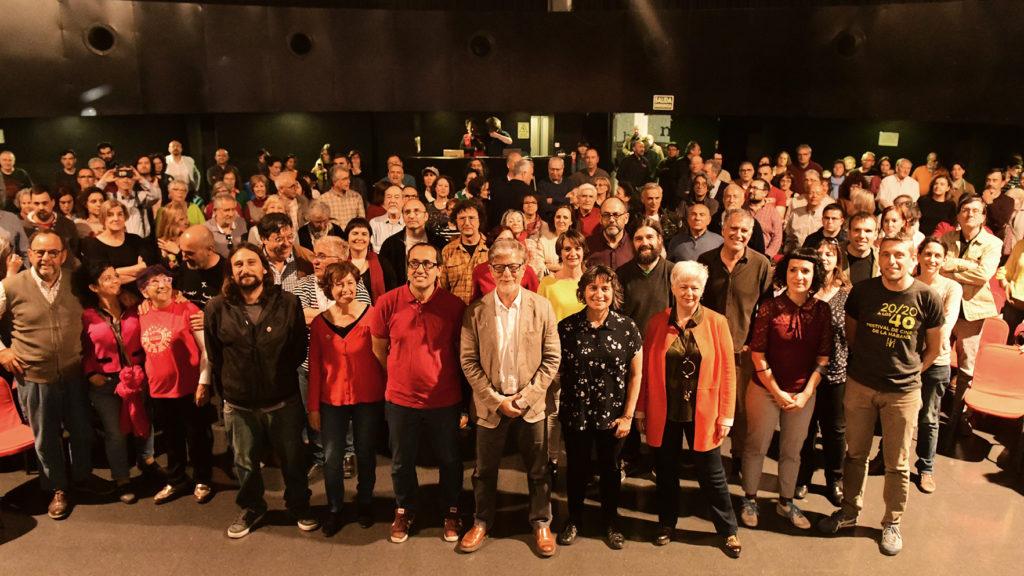 """Zaragoza en Común centra su programa electoral en """"reforzar"""" los servicios públicos y """"mejorar la calidad de vida"""" en todos los barrios"""