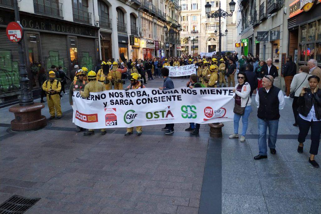 """Trabajadores y trabajadoras de Sarga vuelven a denunciar """"la situación de incertidumbre y precariedad laboral"""" que sufren actualmente"""