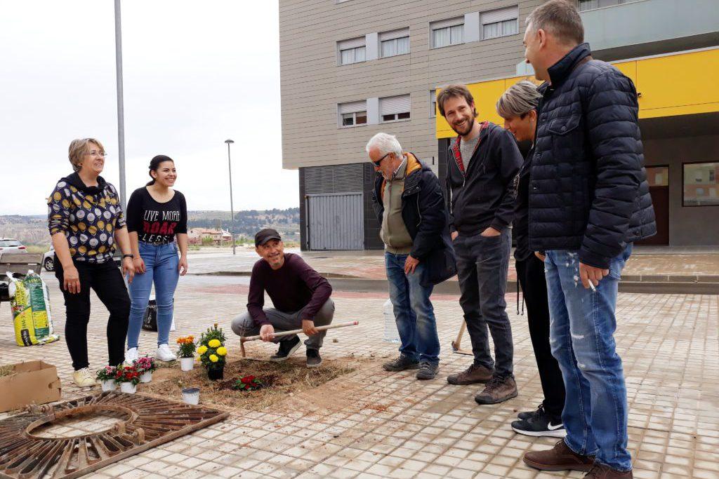 Espacio Municipalista-Podemos propone generar un gran anillo verde en torno a la ciudad de Teruel
