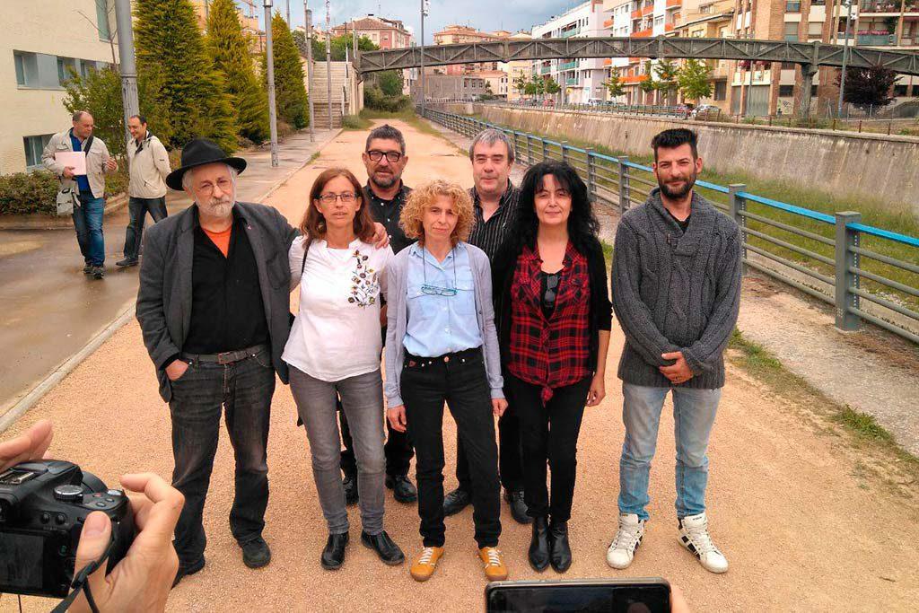 Barbastro en Común presenta el programa electoral para la comarca del Semontano