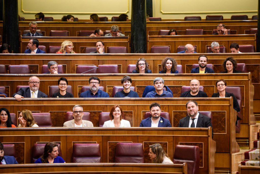 Arranca una nueva legislatura marcada por la existencia de presos políticos electos y el regreso sin caretas de la extrema derecha