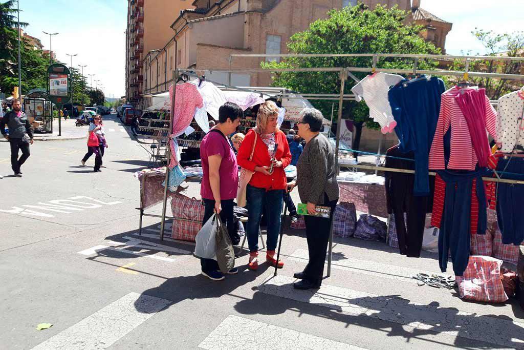 Cambiar Huesca: «Impulsar la economía social es activar un motor de solidaridad y empleo»