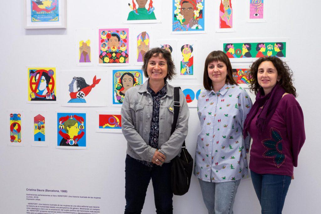 Zaragoza impulsa la visibilidad de las mujeres artistas con un inventario de las principales colecciones de la ciudad