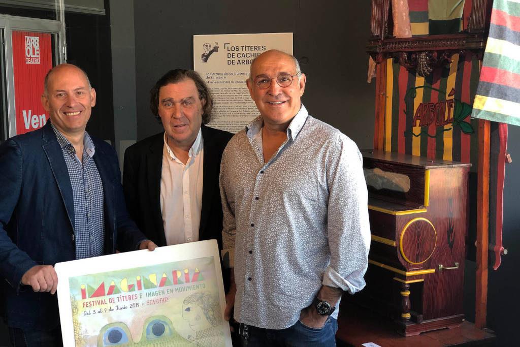 El Festival Imaginaria llega a Zaragoza con la colaboración del Teatro Arbolé