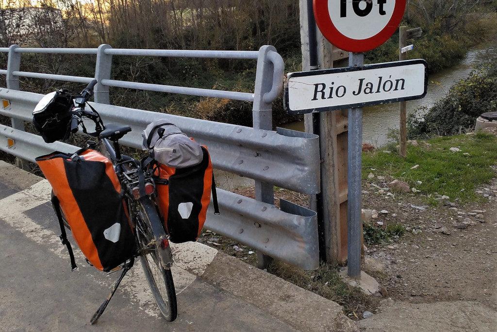 Un recorrido natural y preocupado por el Jalón
