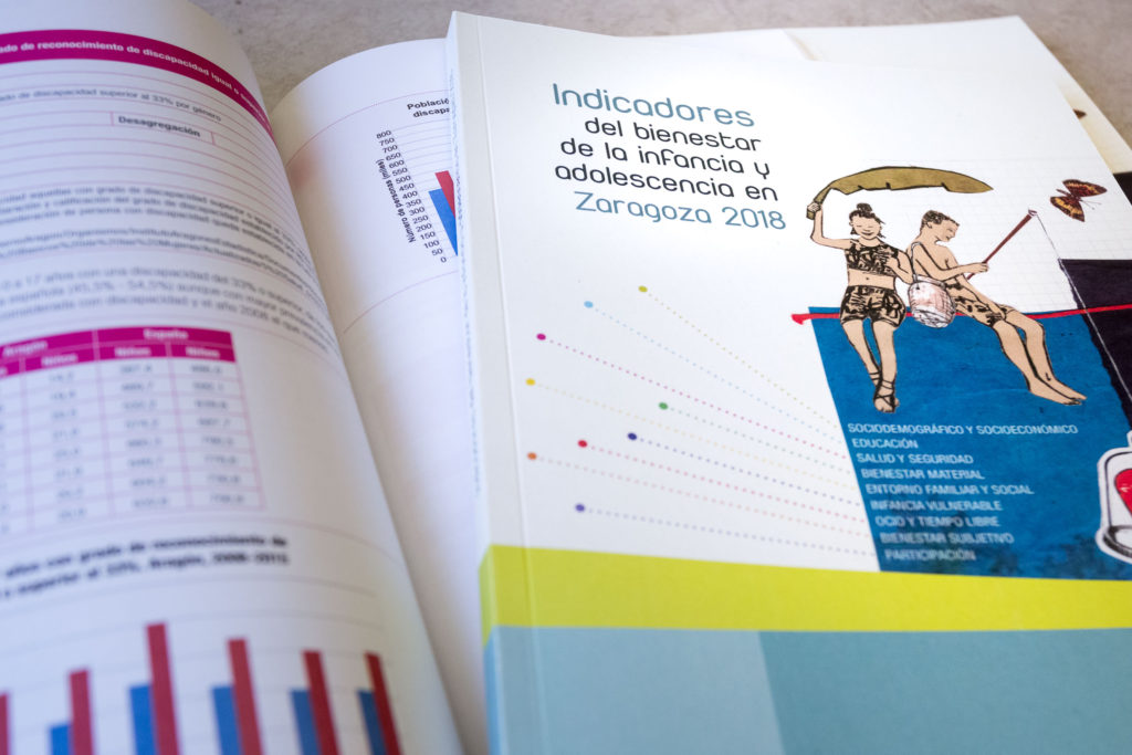 Zaragoza elabora un sistema de indicadores para analizar el bienestar de la infancia y la adolescencia