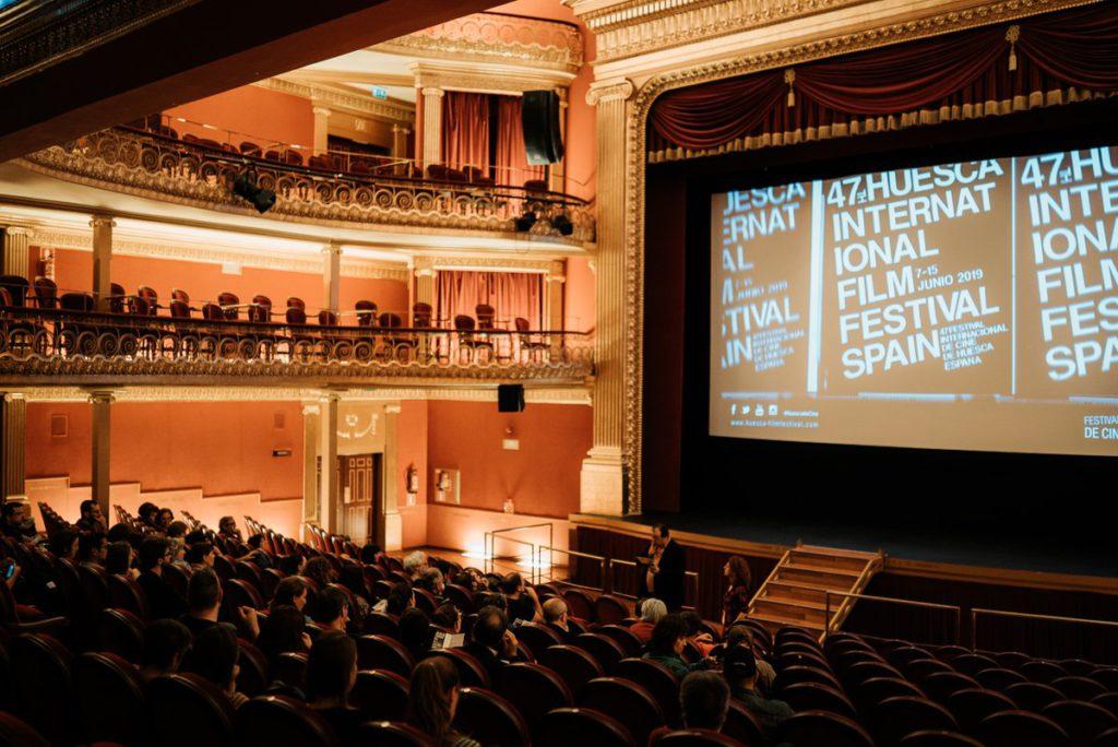 El corto polaco 'Atlas', el español 'Manspreading', y el alemán 'People of the waste land', premios Danzante del 47º Festival Internacional de Cine de Uesca