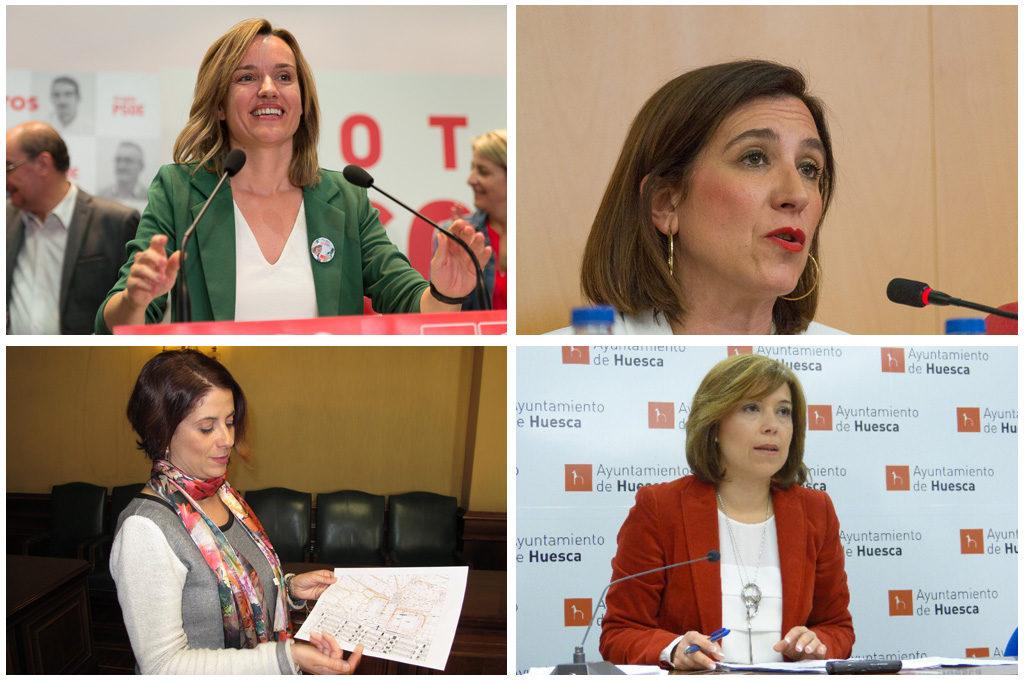 Semana decisiva para alcanzar pactos en los ayuntamientos aragoneses