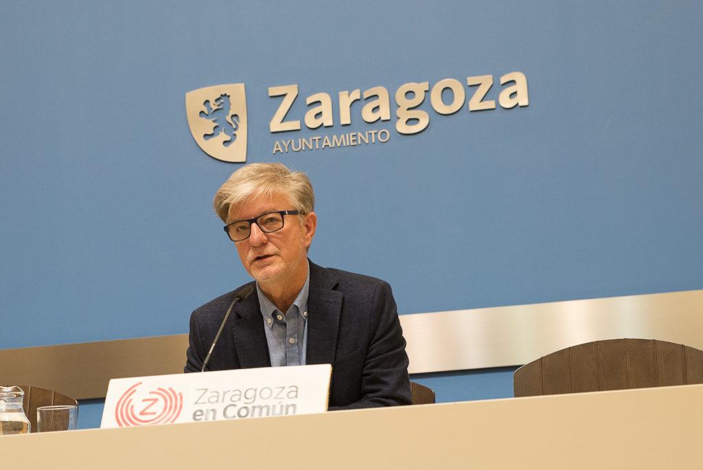 ZeC presentará enmiendas al presupuesto municipal para evitar «el abandono» de los barrios y «el ninguneo» a la participación vecinal
