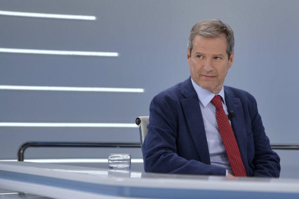 Daniel Pérez (Cs) partidario de un pacto de derechas en el Gobierno de Aragón y Ayuntamiento de Zaragoza para el que necesita el apoyo de la extrema derecha (Vox)