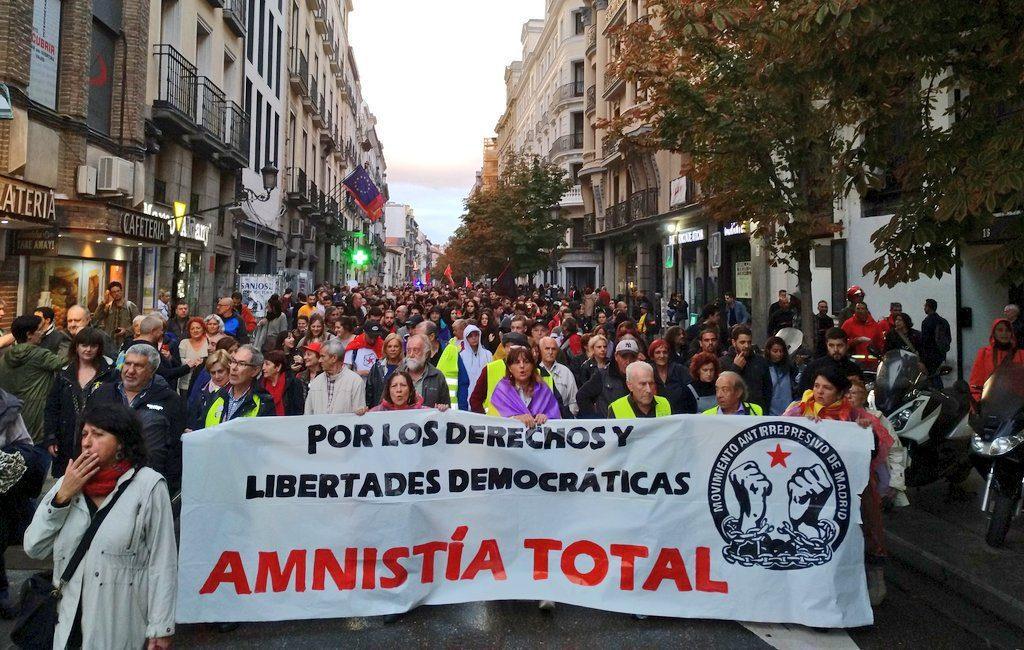 Solidaridad Antifascista Zaragoza se presenta públicamente con la charla 'La organización contra la represión'