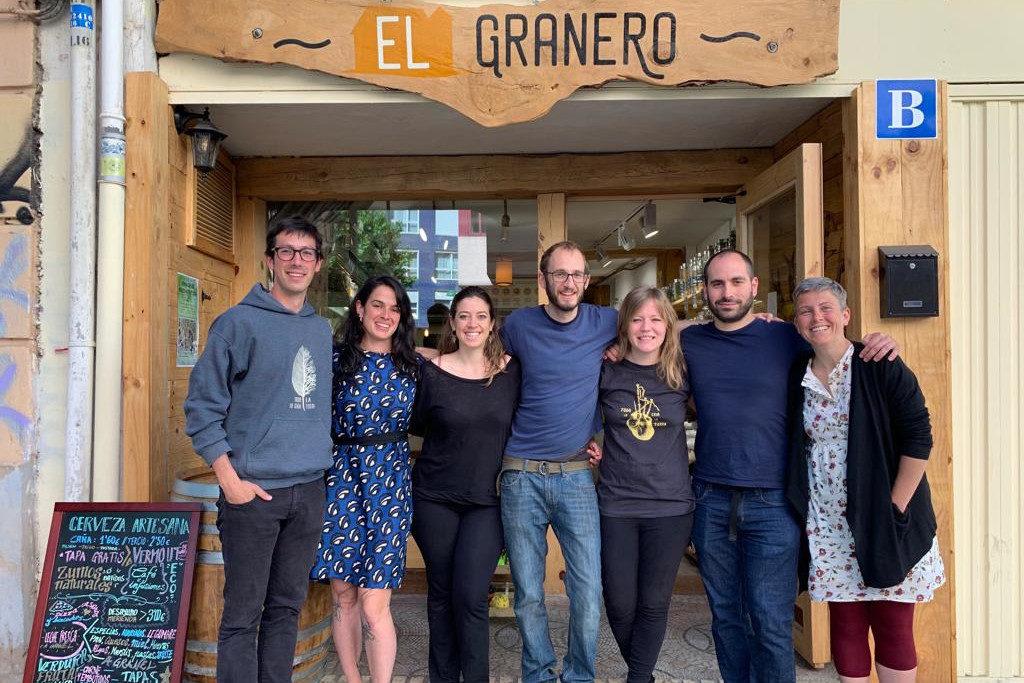 Pedaleando Burgos por la Soberanía Alimentaria