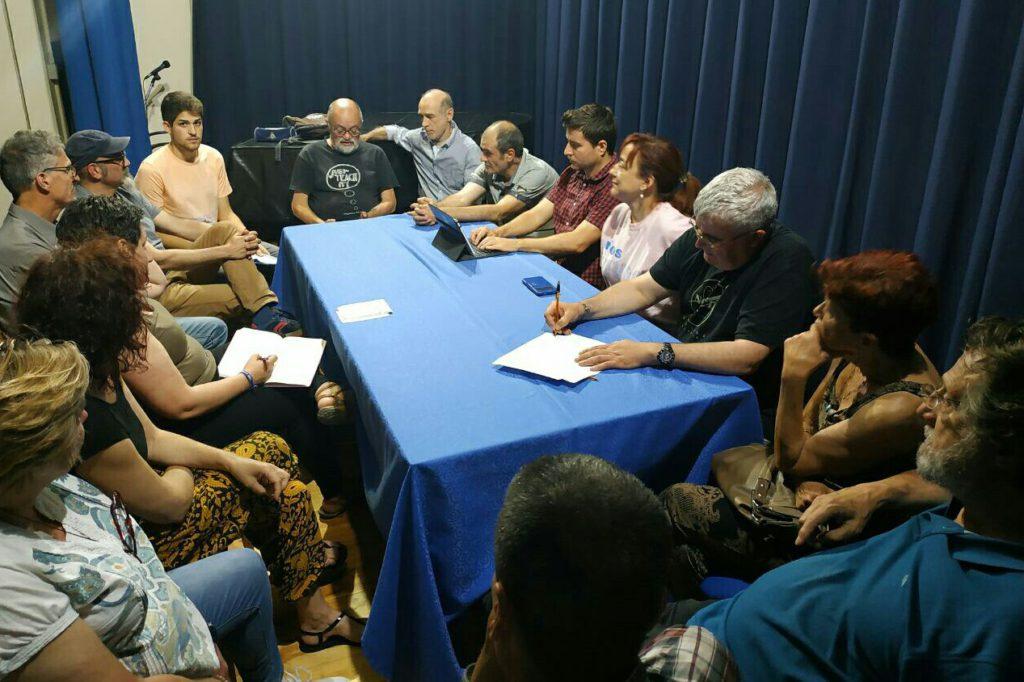 Podemos Aragón inicia en Graus las reuniones con los Círculos territoriales y candidaturas municipales