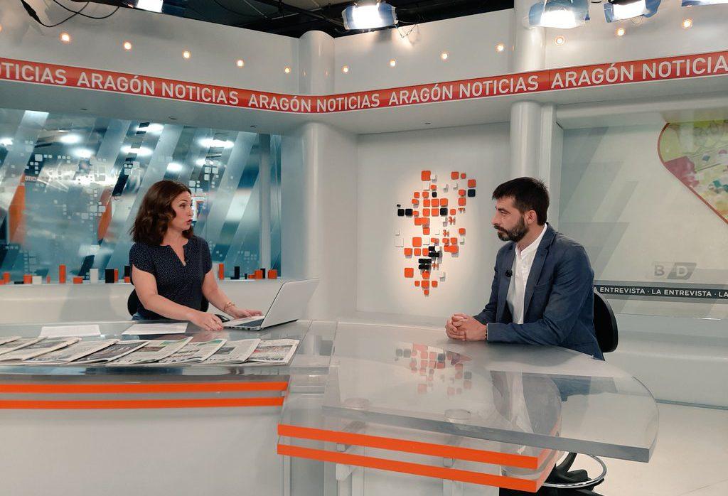 """Álvaro Sanz: """"El PSOE sigue inmerso en sus deseos de pacto con C's y sobredimensionando al PAR"""""""