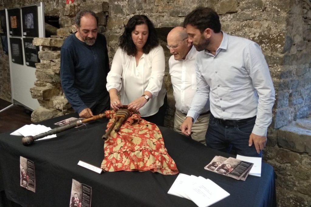 L'Aínsa acoge el 'Encuentro de gaiteros de Aragón, 30 años después'