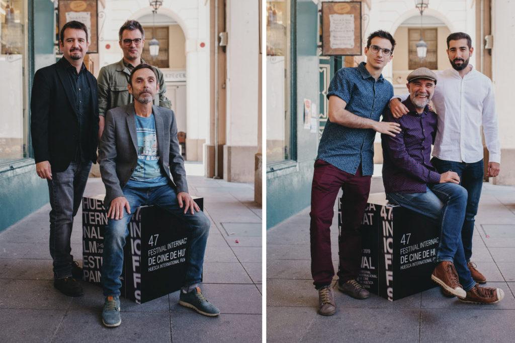 'Planeta 5000' y 'Armugán' muestran el potencial del cine aragonés en el Festival Internacional de Uesca