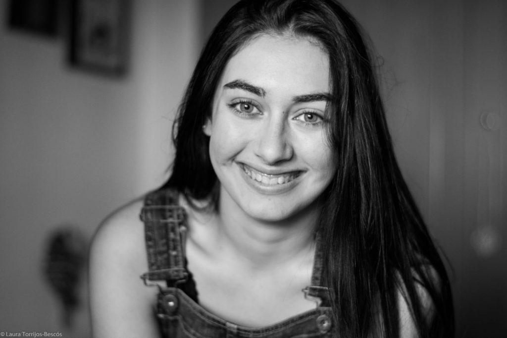 Laura Torrijos-Bescós, premiada en Los Ángeles por el corto 'Había una vez'