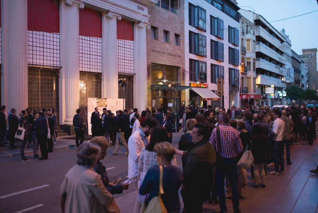 La industria del cortometraje mira a Uesca en el arranque de su Festival de Cine