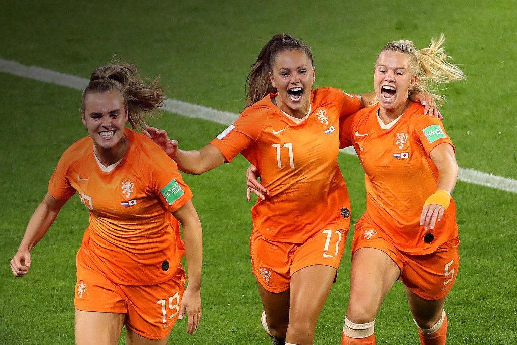 Dominio europeo en los cuartos de final de un Mundial de fútbol femenino espectacular