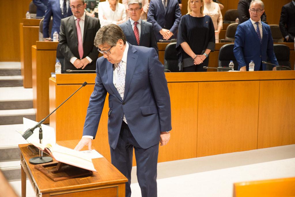 La Ejecutiva del PAR ratifica el apoyo a Lambán en la investidura y le deja la iniciativa para negociar con la izquierda