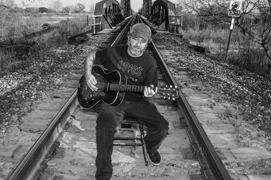 La música de Scott H. Biram llega a Zaragoza de la mano de Rock & Blues Café